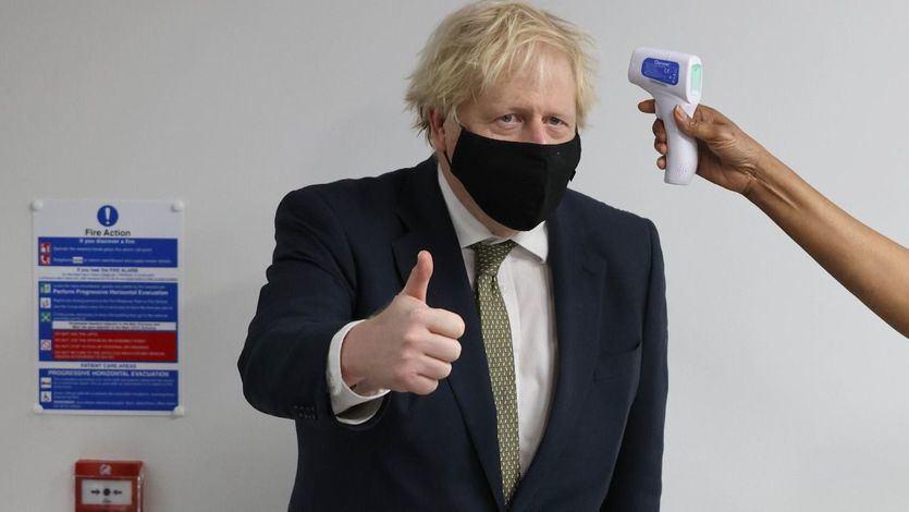 Johnson anuncia un nuevo confinamiento total en Inglaterra ante la tercera ola