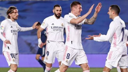 El culebrón de las renovaciones en el Real Madrid: Modric sí; Ramos y Lucas Vázquez, no