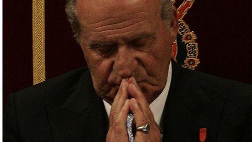 El cumpleaños más solitario del rey Juan Carlos