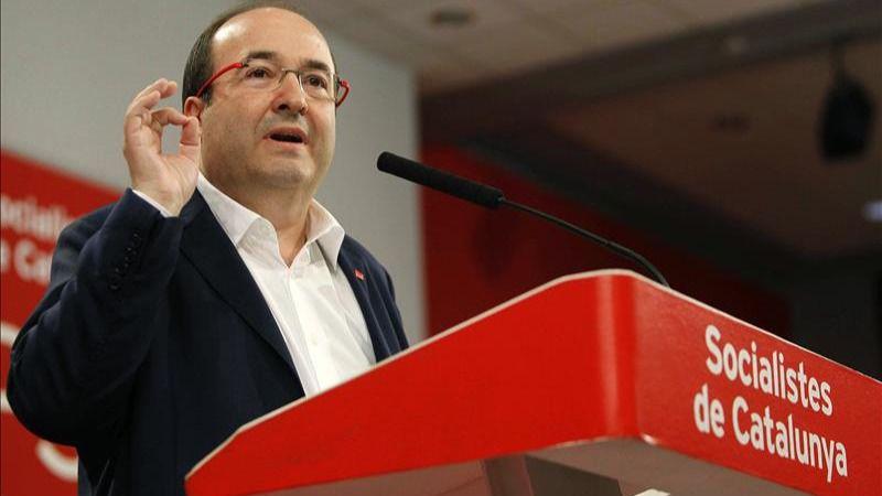 Iceta asegura que sí hubo primarias en el PSC y que Illa fue elegido 'con gran consenso' por la Ejecutiva