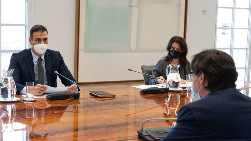Sanidad descarta el confinamiento domiciliario que solicita Castilla y León