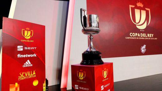 Sorteo de 16º de la Copa del Rey: Alcoyano-Real Madrid y Cornellá-Barça