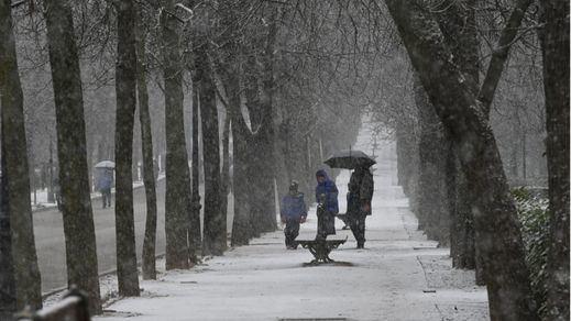 Madrid aplaza la vuelta al cole hasta el miércoles por el temporal