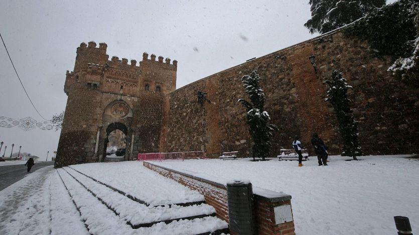 Castilla-La Mancha también aplaza la vuelta a las aulas por la borrasca 'Filomena'