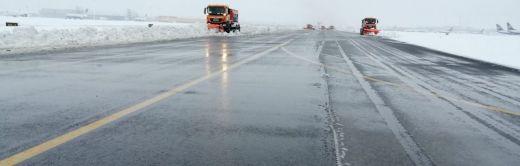Alerta hielo: las bajas temperaturas convertirán la nieve en un auténtico peligro para la movilidad