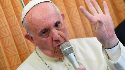 Rapapolvo cristiano del Papa a los antivacunas: es un