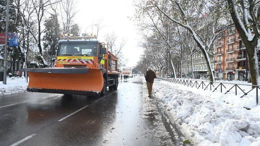 Temporal de nieve y frío: estado actual de las carreteras, transportes, accesos...