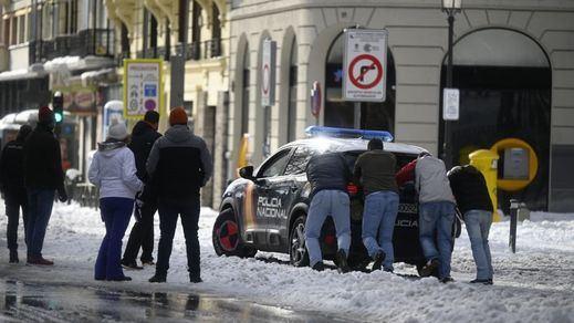 Tras las críticas, el Gobierno no descarta ahora declarar Madrid 'zona catastrófica'