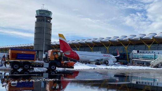 Filomena provoca que las vacunas de Pfizer no lleguen a Madrid en avión