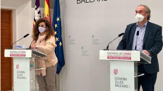 El Govern balear limita a los convivientes las reuniones en Mallorca e Ibiza