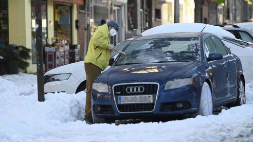 Mala noticia para quienes hayan sufrido daños por el temporal: los seguros no cubren las nevadas