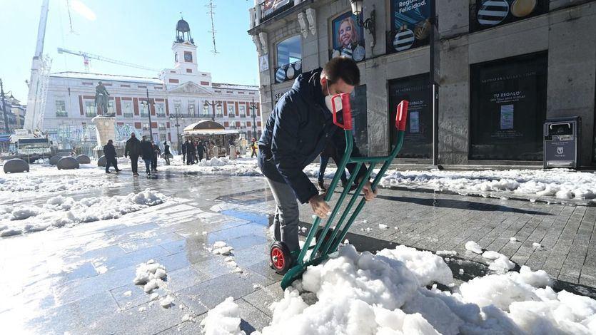 La factura por el paso de Filomena en Madrid será de 'varios cientos de millones de euros', asegura Almeida