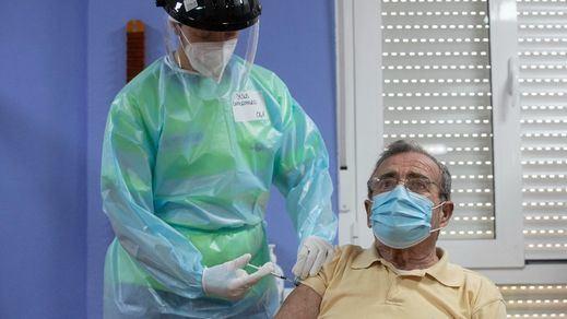 La vacunación en España llega ya al 52,7% de las dosis repartidas a las comunidades