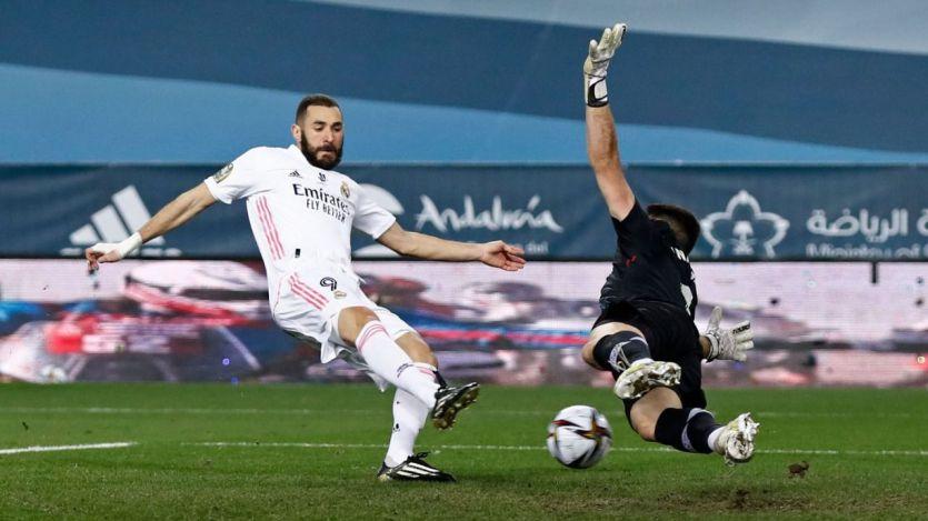 El Athletic apea al Madrid de la Supercopa tras 2 fallos de Lucas Vázquez (1-2)