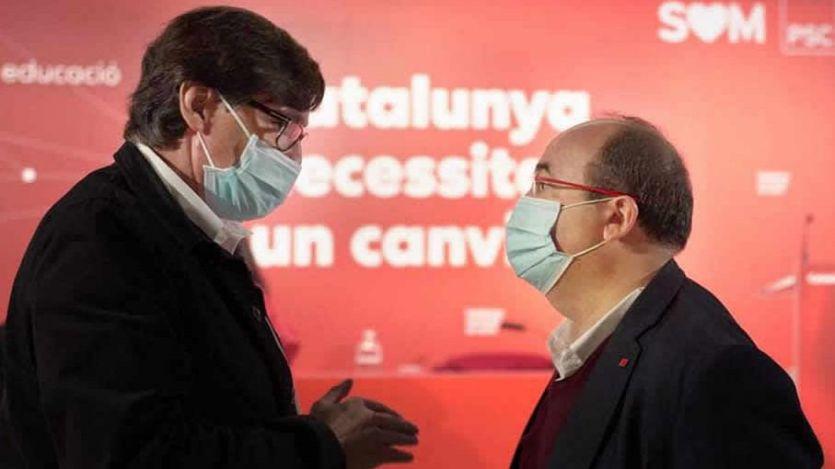 Retraso de las elecciones catalanas: el PSC aceptaría posponerlas a marzo