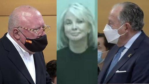 El juicio del morbo con Villarejo y Corinna: el ex director del CNI Félix Sanz Roldán niega las amenazas