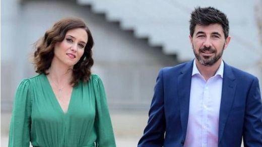 Se confirma la ruptura de Isabel Díaz Ayuso con Jairo Alonso
