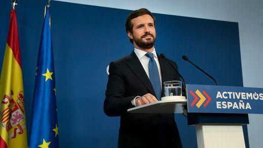 El PP exige la dimisión de Illa y acusa a Sánchez de 'estar escondido' durante la tercera ola