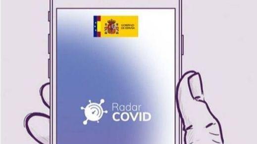 Sólo un 2% de los contagiados de coronavirus lo notificaron en la app RadarCovid