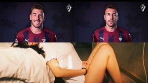Los futbolistas Sergi Enrich y Antonio Luna, condenados por el famoso vídeo sexual que compartieron