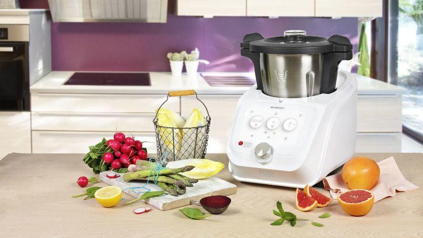Thermomix gana la batalla legal a Lidl: el robot de cocina Monsieur Cuisine es un 'plagio'