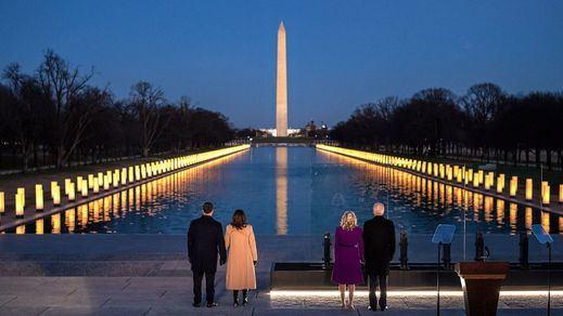El día B: Joe Biden toma el timón de EEUU en medio de la tempestad