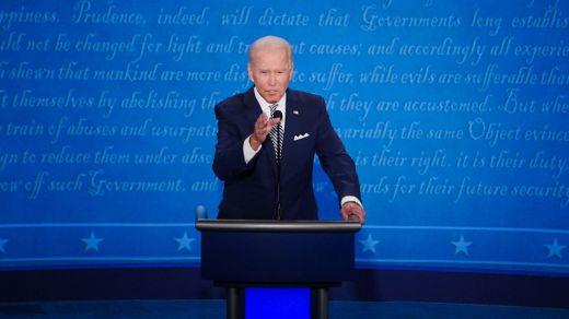 Joe Biden ya es el presidente de EEUU: