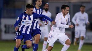 La moral del Alcoyano y la vergüenza del Madrid: bomba en la Copa del Rey