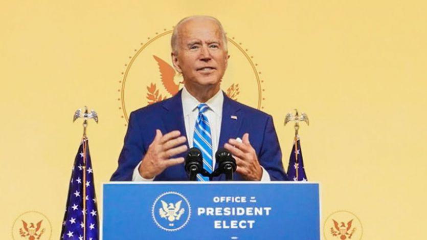 Comienza la era Biden a toda prisa y 17 medidas urgentes: EEUU vuelve al pacto del clima, a la OMS...