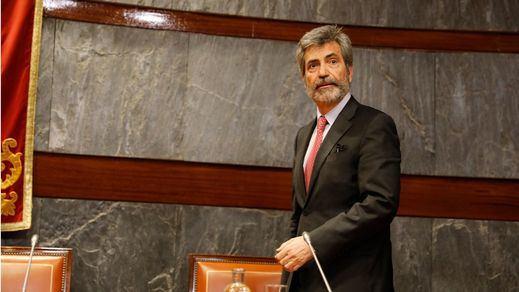 El Poder Judicial acusa a PSOE y Podemos de vulnerar la separación de poderes