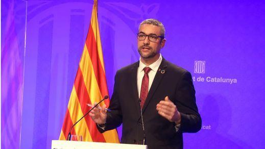 El conseller Bernat Solé, primer alcalde catalán inhabilitado por el 1-O
