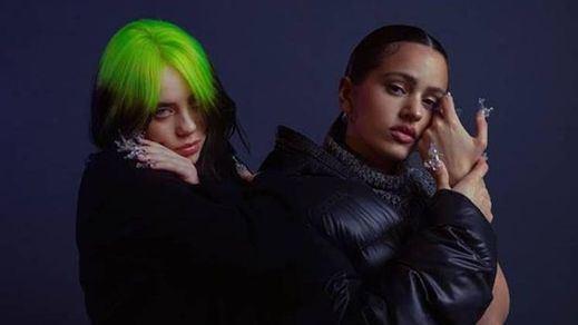 Así suena 'Lo Vas A Olvidar', la esperada colaboración entre Rosalía y Billie Eilish