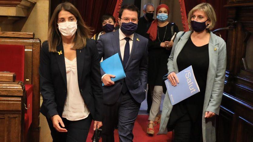 Los argumentos de los jueces para mantener las elecciones catalanas el 14-F