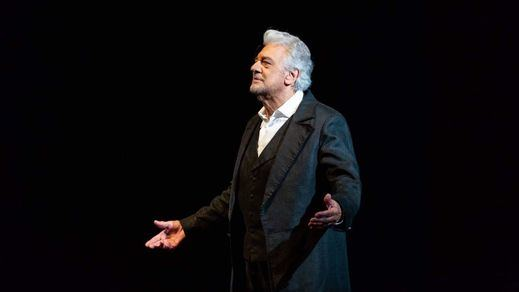 Plácido Domingo celebró sus 80 años cantando en la Ópera de Viena