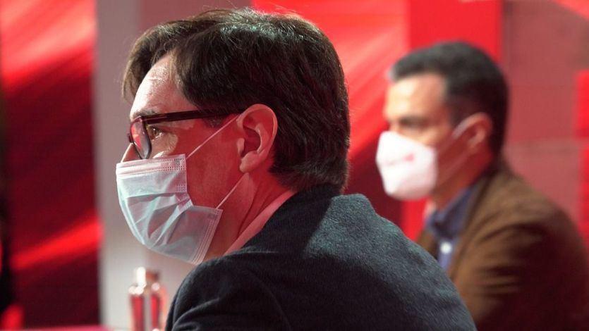El PSOE lo tiene claro: 'Presidente Illa o más decadencia, incompetencia y más de lo mismo'