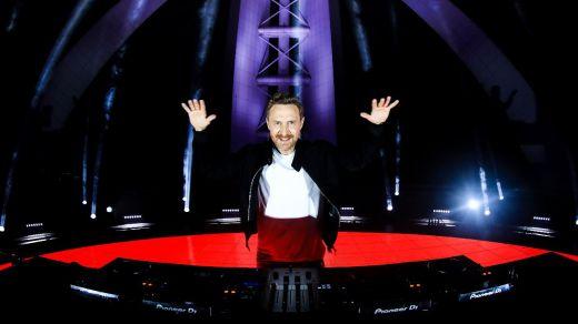 David Guetta ofrecerá un concierto benéfico, gratuito y virtual el 6 de febrero