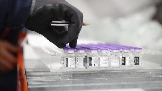 Más de 120.000 españoles han recibido ya la segunda dosis de la vacuna contra el coronavirus