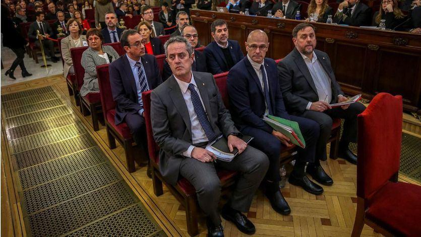 La Generalitat concede el tercer grado a los presos del procés ante el inicio de la campaña del 14-F