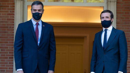 El PSOE y el PP recobran fuerza mientras caen Vox y Ciudadanos, según el CIS