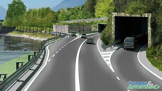 Sacyr se adjudica la construcción de la variante de Tremezzina (Como, Italia) por 388 millones de euros