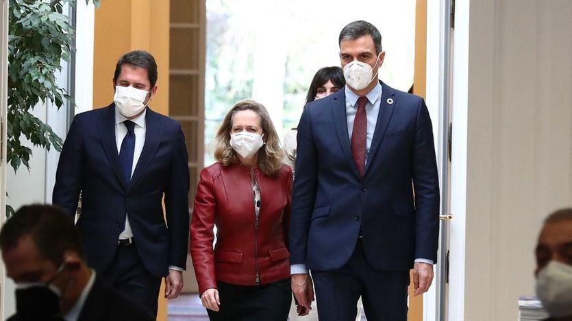 Ya hay una cifra del daño de la pandemia a la economía española: el PIB de 2020 se hundió un 11%