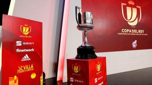 Sorteo de cuartos de final de la Copa el Rey: Granada-Barcelona y Betis-Athletic, duelos estelares