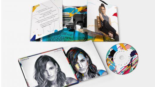 Conchita nos lleva a 'La orilla' de la mejor música con otro single de sus canciones