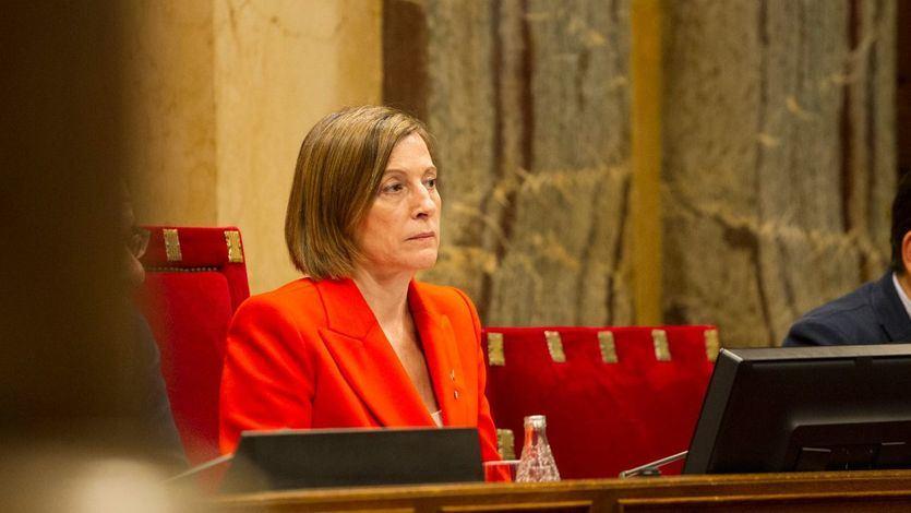 El Govern concede el tercer grado a la ex presidenta del Parlament Carme Forcadell