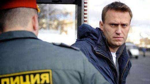 Putin hace detener a más de un millar de partidarios de Navalni durante las protestas