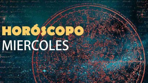 Horóscopo de hoy, miércoles 3 de febrero de 2021