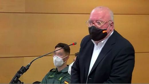 Vox pide una reunión con Villarejo en prisión... y el ex comisario acaba ingresado en un hospital