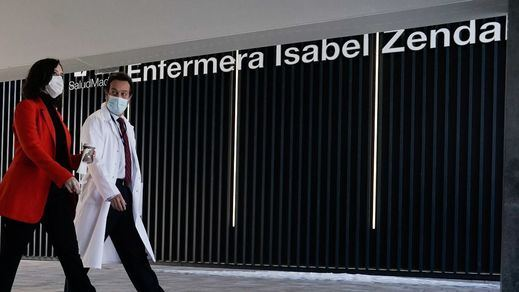Denuncian sabotajes diarios en el hospital de pandemias Isabel Zendal de Madrid