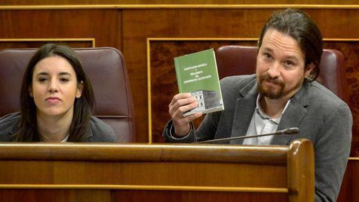 El lío de la niñera de Pablo Iglesias e Irene Montero: les acusan de usar una asesora ministerial