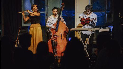 Vandalia Trío nos descube un nuevo y originalísimo sonido en su disco 'Gen' (vídeo)